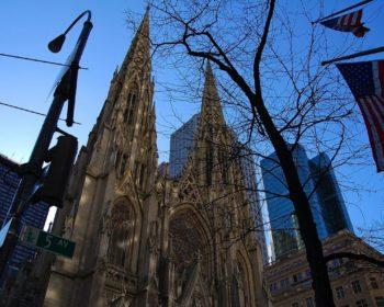 Cathédrale Saint-Patrick de New York