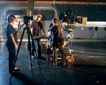 Assister au tournage d'un film