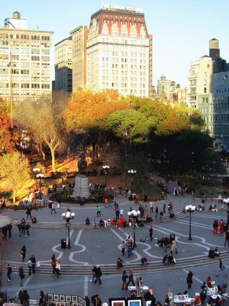 New York en Hyperlapse Instagram