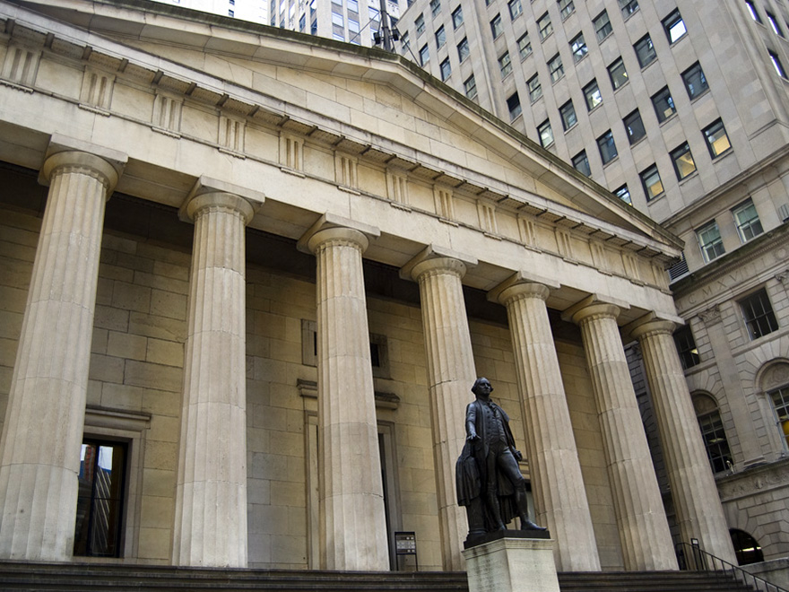 Federal Hall National Memorial - Tout New York