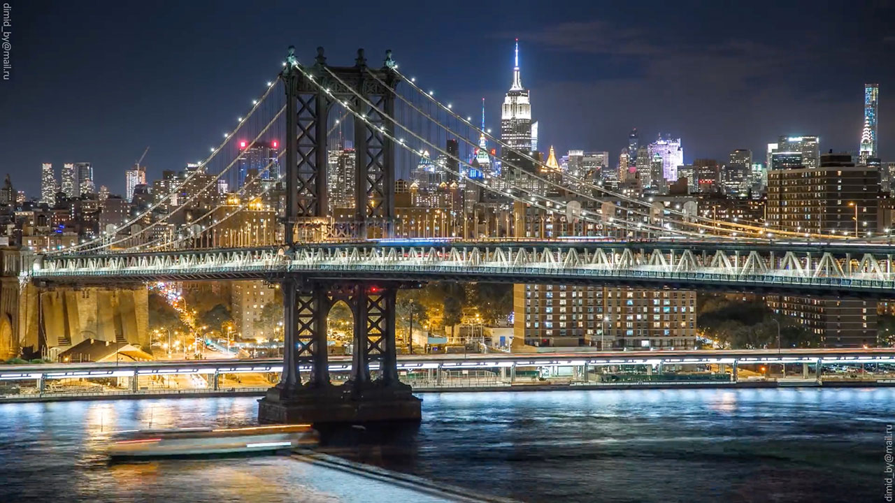 New-York Timelapse