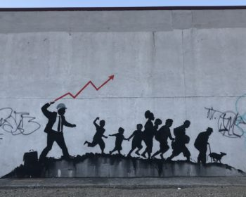Banksy revient à New York