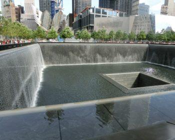 9/11 Memorial, Ground Zero