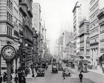 Balade à New York en 1911