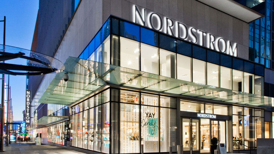 Nordstrom Men's Store NYC