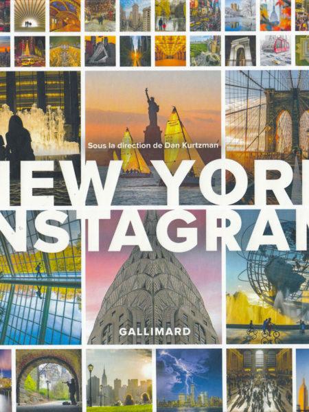 New York Instagram, un beau livre
